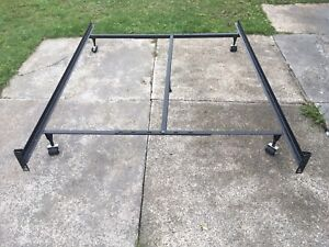 Queen size and full size bed rails