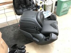 Banc passager arctic cat