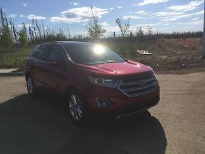 2016 Ford Edge SEL AWD SUV, Crossover