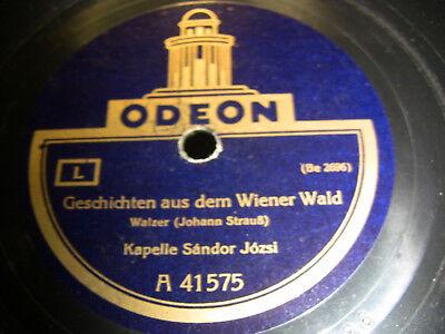 3/1 Kapelle Sandor Jozsi - Geschichten aus dem Wienerwald - Accelerationen
