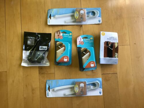 Mixed Lot of Baby Proofing gear