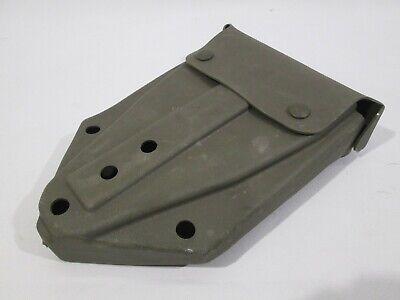 Tri Folding Military Shovel Steel Dutch Nato DPM Carry Case Robust Quality VGC