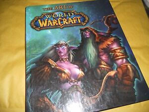 THE-ART-OF-WORLD-OF-WARCRAFT-WOW-BLIZZARD-2005-INGLESE-ING