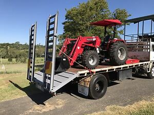 Tractor towing and haulage Tallegalla Ipswich City Preview