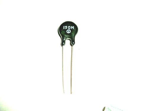 MOV, Metal Oxide Varistor 12 Volt 2 Amp (V12ZA2)(MFC08D150M)(QTY 5 ea)K1