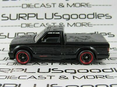 Hot Wheels 1:64 LOOSE 1991 GMC SYCLONE Pickup Custom SUPER w/Real Riders #5