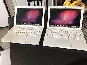 2 Macbooks for sale
