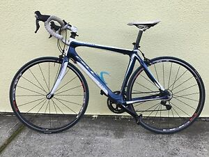 Cell Cyclone full carbon road bike Marrickville Marrickville Area Preview