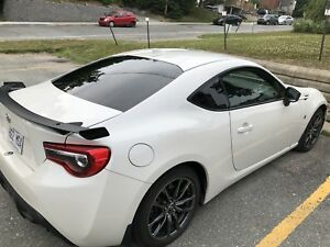 Toyota 86 special eddition
