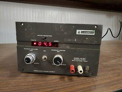 Lambda Power Supply Lg531