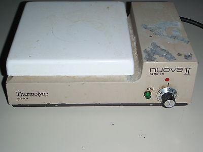 Thermolyne Nuova Ii Magnetic Stirrer