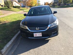 2014 HONDA ACCORD LOW KM IN EXCELLENT SHAPE $13,500!!!