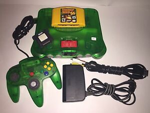N64 Jungle with extra