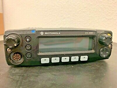 Motorola Astro Xtl 2500 Two Way Radio