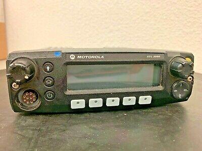 Motorola Astro Xtl 2500 Two Way Radio