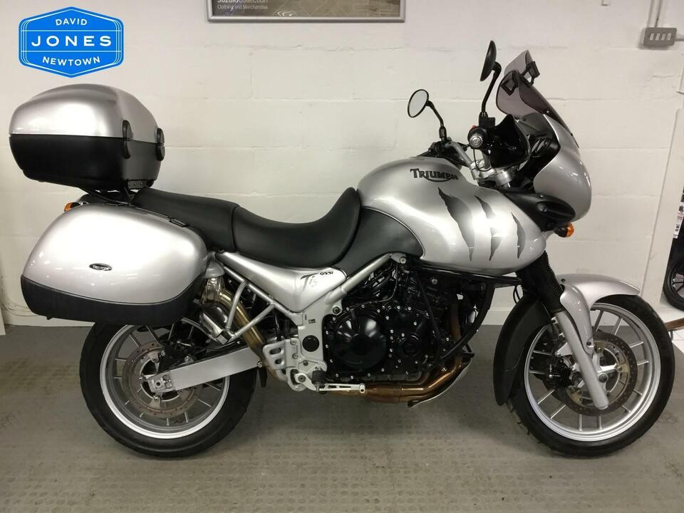 Triumph Tiger 955i 2006 / 06 - 1 owner from new - Full service history