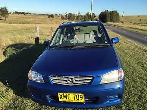 2001 Mazda 121 Hatchback Morisset Lake Macquarie Area Preview