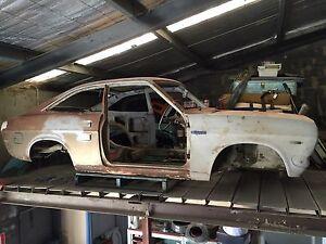 1200 Datsun coupe shell Mornington Mornington Peninsula Preview