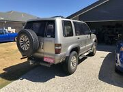 2001 Holden Jackaroo Warwick Southern Downs Preview