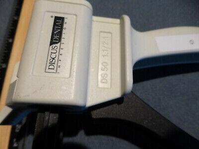 Discus Ds50 Mixpac 1121 Cartridge Dispensing Gun Dental Material Dispenser O