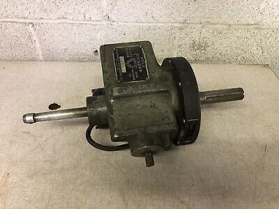 W. B. Knight Machinery Co. Hole Grinder Attchment R8 Arbor For Bridgeport Mill