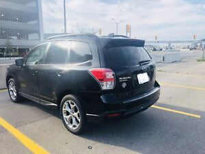 2017 SUBARU Forester 2.5 Limited with Eyesight - Lease Takeover