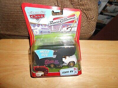 disney pixar cars diecast race o rama mega size of elvis rv