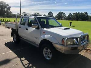 2010 NISSAN NAVARA ST/R DUAL CAB 4X4 Bentley Canning Area Preview