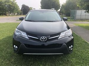 "TOYOTA RAV4 LIMITED ""Top of The Line with Much more Extras"