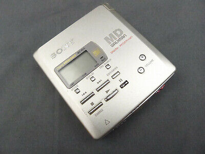 Sony MZ-R55 Portable Minidisc MD Recorder Player only