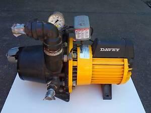Davey Pressure Pump Aberfoyle Park Morphett Vale Area Preview