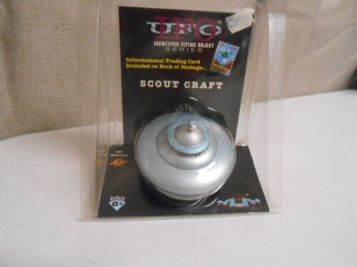 UFO I.F.O. Series Scout Craft By Shadowbox with stand & Card