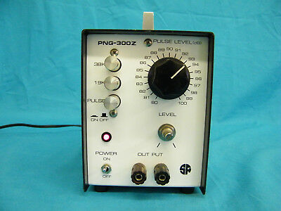 Vintage Clarion Pulse Noise Generator Png-300z