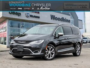 2017 Chrysler Pacifica Limited/Extendend Sunroof/Navigation