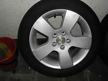 AU XR6 TICKFORD FACTORY 17 INCH ALLOYS AND EXCELLENT TYRES Adelaide CBD Adelaide City Preview