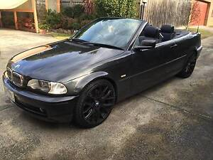 2001 BMW 330Ci Convertible,manual,leather,LED,HID ! Ringwood Maroondah Area Preview