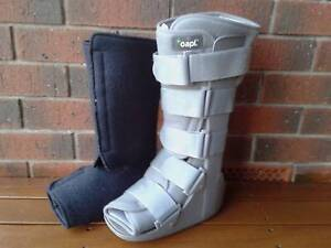 Moon Boot (R) Ankle Foot Brace CAM Walker Orthopaedic Aid Valley View Salisbury Area Preview