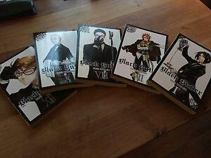 Black Butler Books