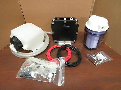 Heavy Duty Hho Dry Cell Kit - 6 X 6 7-plate - Fuel Saver Hydrogen System