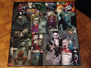 Table Joker et Harley
