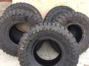37 inch toyo open country mt tires like new