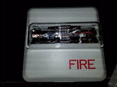 Siemens Zr-mc-w Fire Alarm 500-636170 White