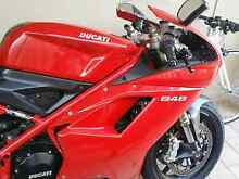2008 Ducati 848 Dale Beverley Area Preview