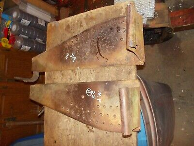 Massey Ferguson 35 Tractor Pair Set Of Foot Board Steps