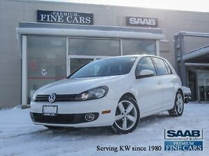 2012 Volkswagen Golf ONE OWNER Automatic/Power Sunroof/Heated Se