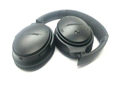 Bose QuietComfort 35 Series II Wireless Noise-Cancelling Headphones - Black