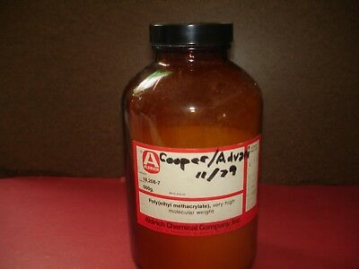 Aldrich Polyethyl Methacrylate Mol Wt Very High