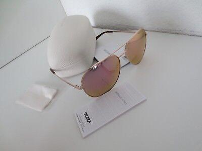 Michael Kors MK Damen Sonnenbrille RODINARA ROSE GOLD Brille Sonnenbrillen