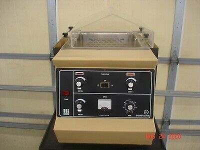 Labline Model 3540 Water Bath Shaker Working Condition With Lid
