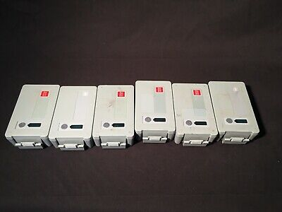 Physio Control Lifepak 15 Rechargeable Lithium-ion Battery 21330-001176 Lot Of 6